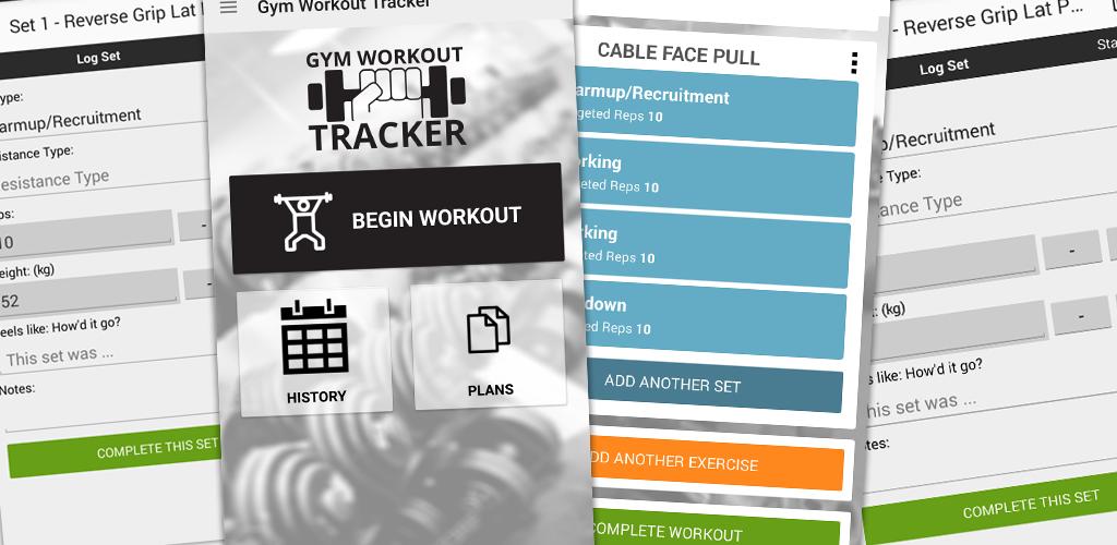 gym workout tracker luke alderton